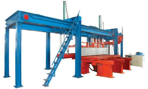 粉煤灰加气砌块砖成套生产线机械设备价格
