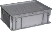 天津塑料物流箱欧标物流箱eu物流箱