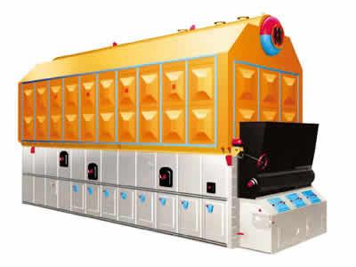 润利SZL型系列组装水管热水锅炉