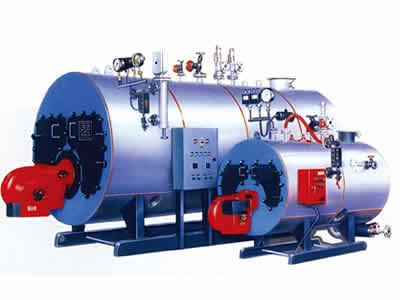 润利WNS系列全自动燃油(燃气)蒸汽、热水锅炉