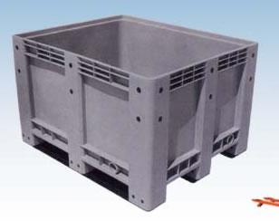 天津封闭式塑料卡板箱生产销售
