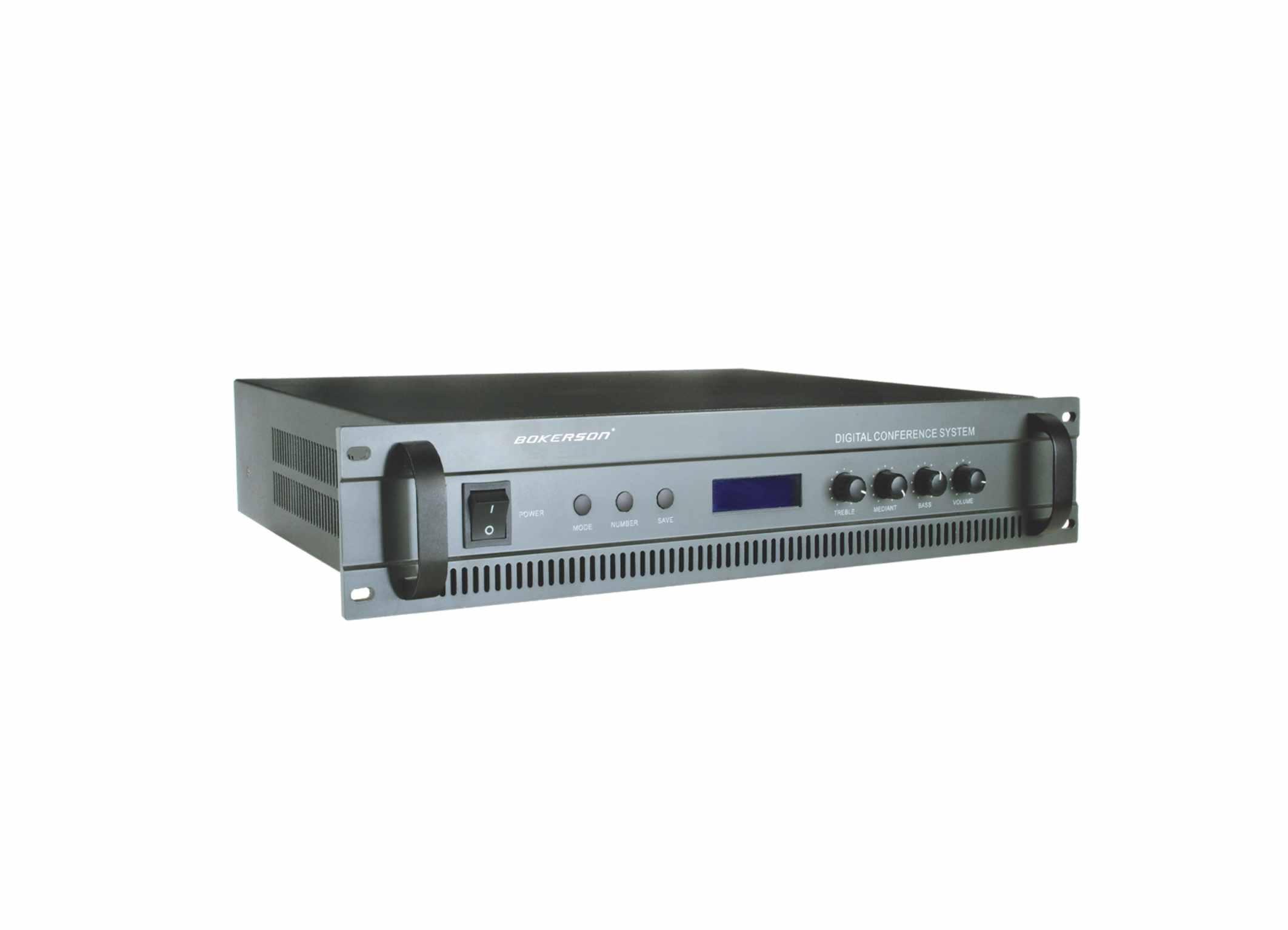 专业会议系统 远程视频会议 会议控制主机