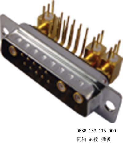 同轴连接器/信号射频连接器