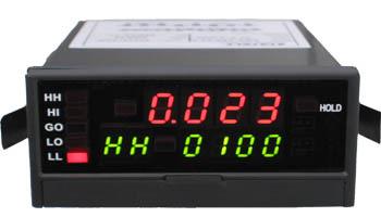 多段报警电流电压表