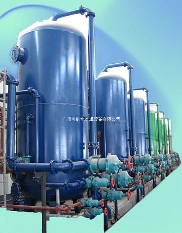 奥凯工业纯水处理设备/电镀行业超纯水设备