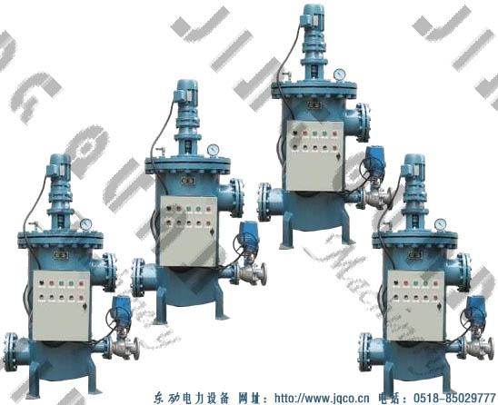 水过滤器,旋转反冲洗式工业滤水器