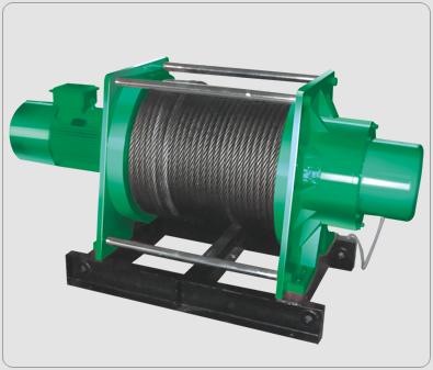 KDJ-5000E1 KDJ-10000E1电动绞盘