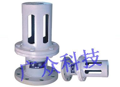 风包释压阀QHF-100