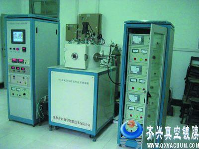 射频磁控溅射镀膜机