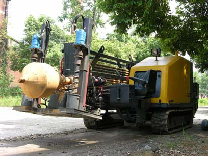 非开挖导向钻机,水平定向钻,非开挖顶管