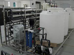宝安地下水处理/福田井水除铁锰设备/福永井水处理