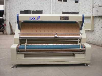 YFD-2100C针梳织自动对边验布机