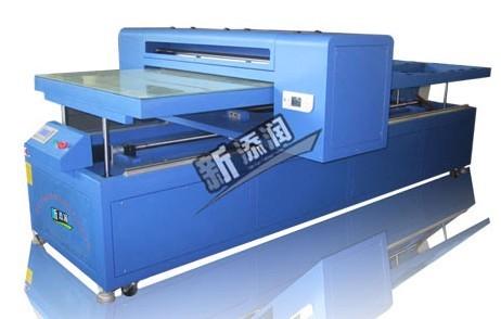 绍兴皮革制品水转印 沙发革平板打印机