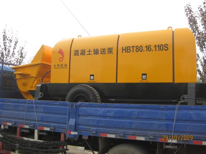 混凝土输送泵、车载泵