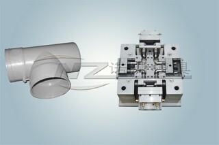 PPR管件模具 PVC管件模具 90度弯头管件