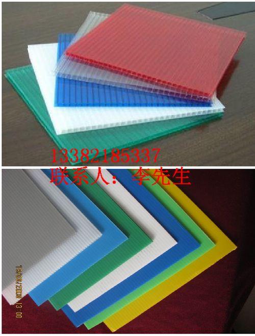 常州塑胶中空板 常州中空板材料 常州中空板箱