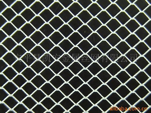 电蚊拍用导电铝网、铝板拉伸网、蚊拍用铝网、蚊拍网