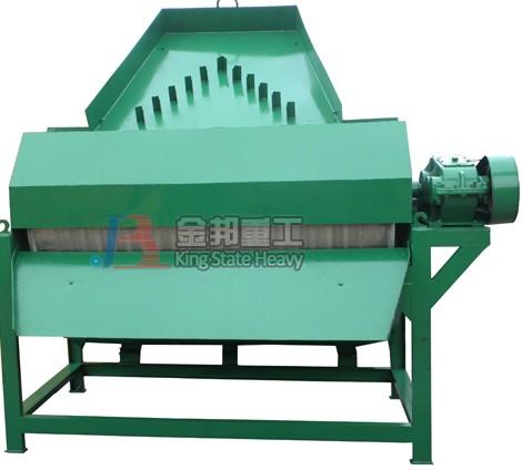 磁选机,永磁筒式磁选机,干/湿式磁选机生产厂家--金邦