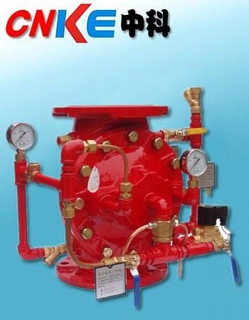 zsfm型隔膜式雨淋报警阀﹎消防阀门图片