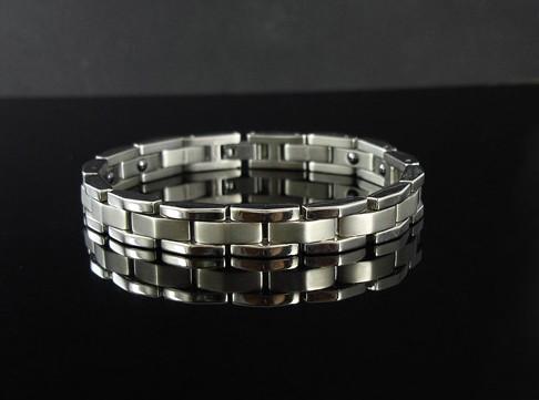 钛手链,不锈钢手链,钛首饰