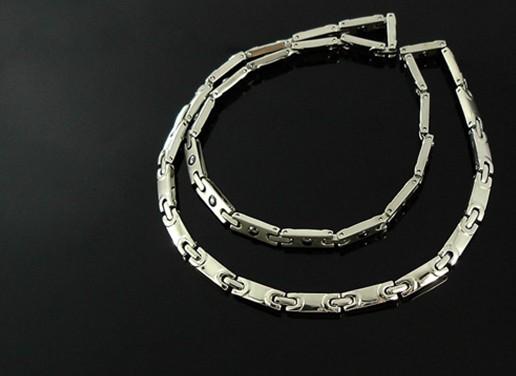 钛项链,不锈钢项链,钛首饰