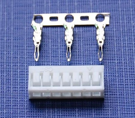 EST2502 JSTSCN2.5-180等各种连接器及配件