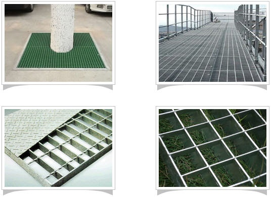 不锈钢钢格板 水沟盖 楼梯踏步板 工作平台 钢格板吊顶 树池盖