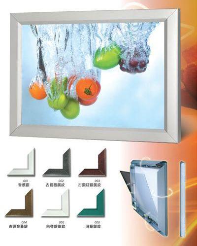 深圳LED水晶灯箱