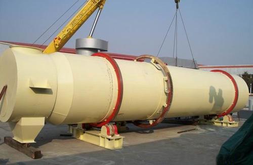 专业生产各种小型0.8x8米,大型号3x22米各型号烘干机