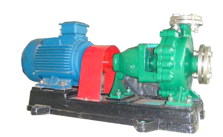 立式管道离心泵运行中的维护