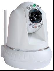 大型商场的隐形保安--无线监控摄像机