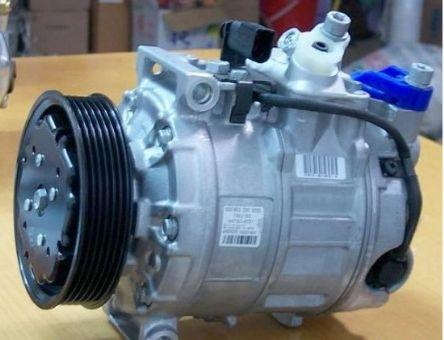 供应奥迪A4冷气泵,三元催化,发电机,拆车件,原厂件