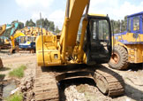 云南昆明金鑫工程机械网销售,租赁,维修二手挖机,挖掘机,装载机,