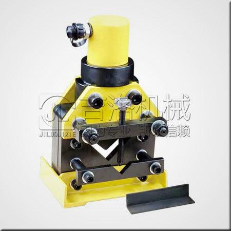 角钢切断机,液压角钢切断器