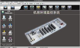 机房动力环境集中监控系统