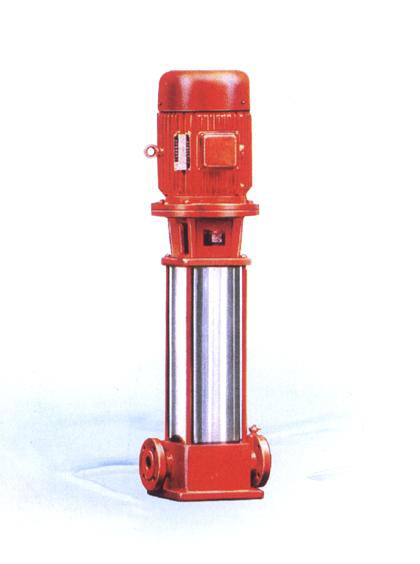 供应XBD(I)立式消防泵,多级消防泵,喷淋泵,泡沫泵