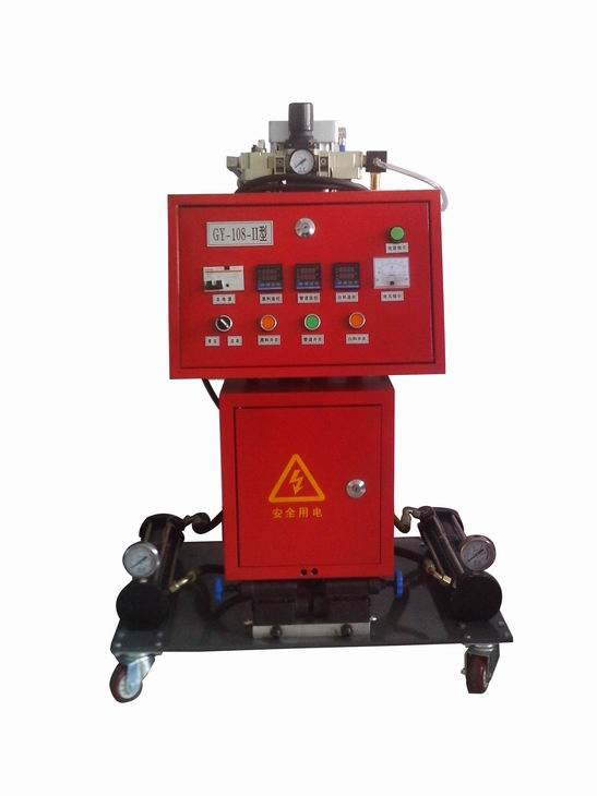 聚氨酯高压喷涂设备|聚氨酯保温施工