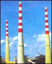 120米新建烟囱工程