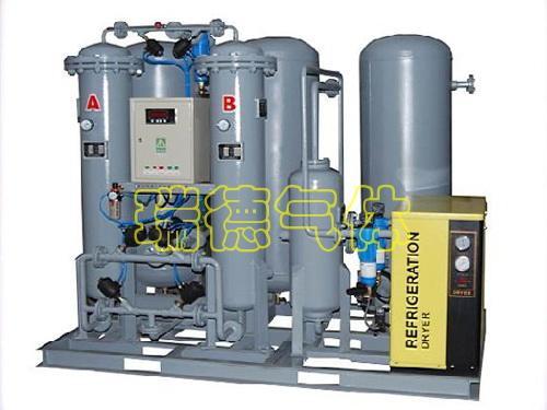 船用制氮机 连续制氮机充氮封口机 锂电池企业用制氮机