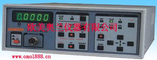 数显直流低电阻测试仪 东莞深圳微电阻测试仪 台式欧姆表