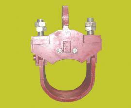 三孔管夹作用、三螺栓管夹、三孔管夹厂家