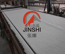 1430保温棉硅酸铝针刺纤维棉 陶瓷纤维保温毡厂家直销