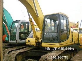 最新小松200-6二手挖掘机图片 申联二手挖掘机 二手挖机 