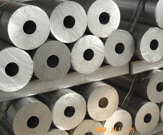 7075铝合金无缝管 2024进口铝管  空调铝管