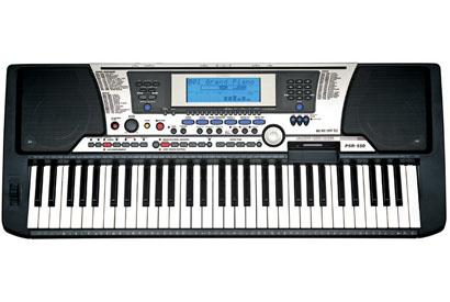 雅马哈 PSR-550电子琴