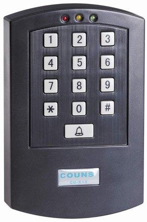 上海IC卡门禁系统安装 上海IC卡门禁系统维修 IC卡安装密码门