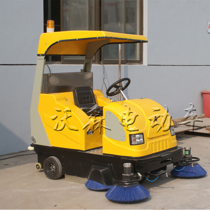辽宁丹东电动扫地机制造商中型扫地车