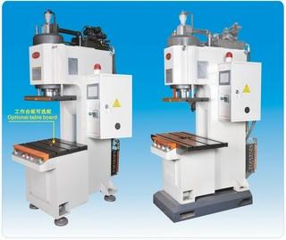 20吨单柱液压机/精密压装液压机/小型液压机