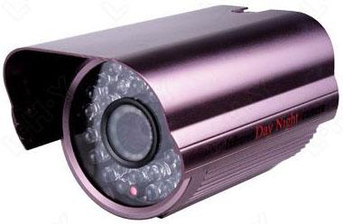 深圳监控安防厂家 日视生产监控摄像头 小区监控器材