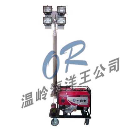 全方位自动照明车JIW5210工作灯